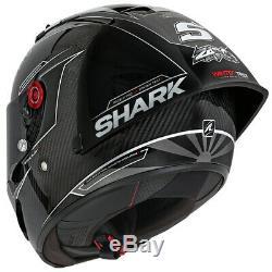 Shark Race R Pro Moto GP Carbon Zarco Winter Test Limited Edition