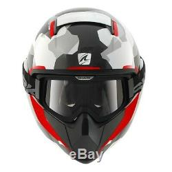 Shark VANCORE Wipe out WAR Size L Full Face Urban Helmet