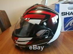Shark evoline series 3 flip front crash helmet