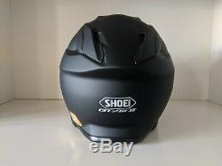 Shoei GT Air 2 Matt Black SizeMedium Ex Display New With Box & Pinlock