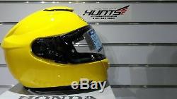 Shoei GT Air Helmet Brilliant Yellow Medium