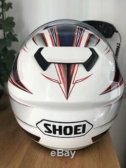 Shoei GT Air Primal Full Face Motorcycle Bike Crash Helmet