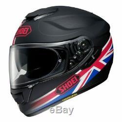 Shoei GT Air Royalty TC1 Matt Black Full Face Motorcycle Helmet RRP £509.99