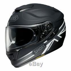 Shoei GT Air Royalty TC5 Black Grey Full Face Motorcycle Motorbike Helmet