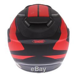 Shoei GT Air Swayer TC-1 Motorcycle Helmet Full-Face Red Black J&S Was £509.99