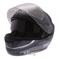 Shoei GT Air Swayer TC-5 Motorcycle Helmet Full-Face Black Grey J&S Was £509.99