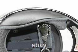 Shoei Gray/Black Motorcycle Helmet RF-1000 Clear Visor Size Medium