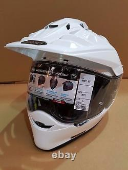 Shoei Hornet ADV motorcycle helmet ADVENTURE OFF ROAD white Large
