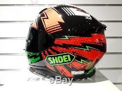Shoei NXR Motorcycle Helmet Variable TC-4 Large