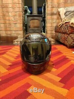 Shoei Nxr Helmet- only used a couple of times Comes with a new clear visor-M