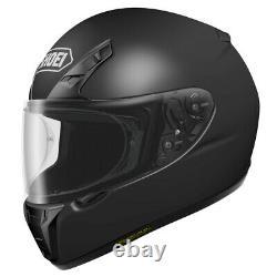 Shoei QWEST/RYD Plain Matt Black Motorcycle Crash Touring Helmet Limited offer