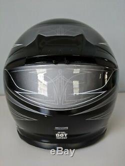 Shoei RF-1200 RF1200 Full Face Motorcycle Helmet Size Large