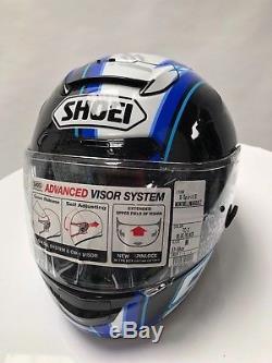 Shoei X-Spirit 2 MARQUEZ MONTMELO Motorcycle Helmet MEDIUM