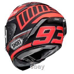 Shoei X-Spirit 3 Marquez 5 TC-1 Black Concept Motorcycle Motorbike Helmet
