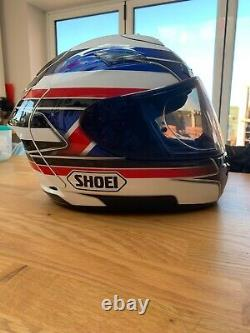 Shoei X-spirit 2 REVERB size L 59-60 including 2 visors