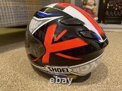Shoei XR-1100 Motorcycle Helmet Size Medium