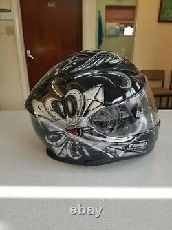 Shoei helmet large