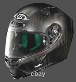 X-Lite X-803 Ultra Carbon Puro Flat Carbon Race Motorcycle Helmet WQ