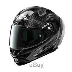X-Lite X803 RS Carbon HOT LAP Removable Spoiler Motorbike Helmet WQ
