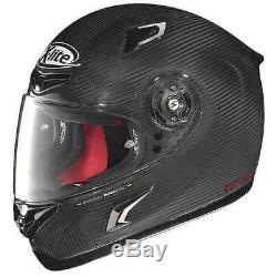 X-lite X-802r Puro Carbon Motorcycle Motorbike Helmet Full Size Range
