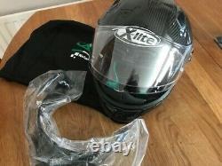 X-lite X803RS Ultra Full carbon fibre helmet Medium size
