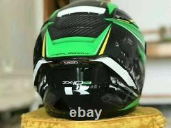 X14 Motorcycle Full Face Helmet Kawasak i ZX10R Marquez Motorbike Moto GP Helmet
