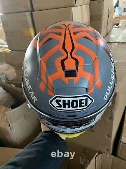 X14 X Spirit 3 Motorcycle Full Face Helmet Red Bull Marc Marquez Racing Moto GP